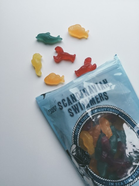 Winter Snapshots - Scandinavian Swimmers from Trader Joe's // @nicoledula