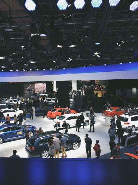 Winter Snapshots - North American International Auto Show // @nicoledula